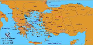 blank map of ancient greece greecemap jpg