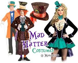 Halloween Costumes Mad Hatter Mad Hatter Costume Ideas Johnny Depp Mad Hatter U0026 Classic Mad Hatter