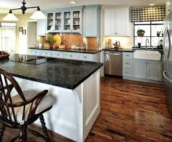 before u0026 after a cottage country style kitchen opens couple u0027s