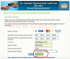 Hdfc Credit Card Payment Bill Desk Make Credit Card Payment Home Decorating Interior Design Bath