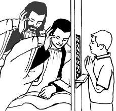 communion of saints clipart 74