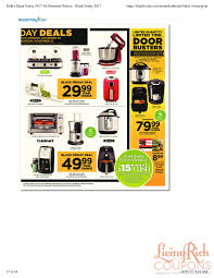 kohl s black friday ad hours deals living rich with coupons