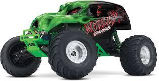 traxxas skully monster truck rc hobby pro buy pay
