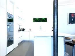 cuisine blanche laqué cuisine blanc laque ilot cuisine blanc laque avec cuisine blanc