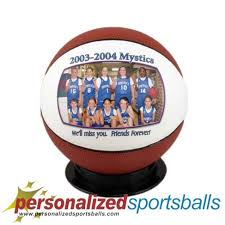 gifts for basketball fans custom basketball gift ideas for coach sports fans min size ball