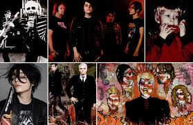 Mcr Halloween Costume Chemical Romance History Photos Spin