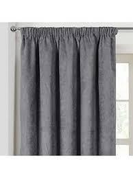 Grey Faux Suede Curtains Grey Plain Curtains Curtains Curtains U0026 Blinds Home