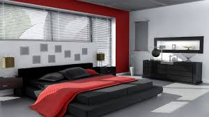 Black Bedding Prepossessing 70 Black White Red Bedroom Pictures Design Ideas Of
