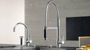 Designer Kitchen Faucets Pull Down Faucets Kitchen Brushed Nickel Pull Out Kitchen Faucet