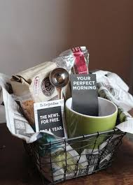 diy gift baskets theberry