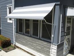 Aluminum House Awnings Ace Awnings Residential Awnings