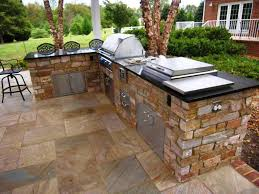 big green egg outdoor kitchen custom outdoor kitchens ideas on a