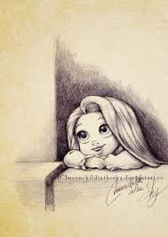 baby sketch hd wallpaper beautiful sketch artwork hd