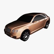 bentley suv free bentley suv 4x4 concept 2007 3d cgtrader