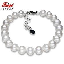 s day bracelet aliexpress buy brand freshwater pearl bracelet for s