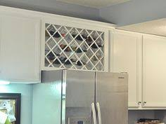 how to make a diamond wooden wine rack for the home pinterest