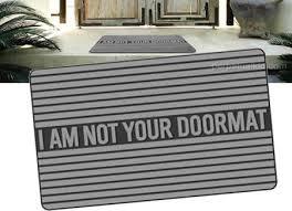 Doormat Urban Dictionary 10 Creative Doormats Doormats Dormat Oddee