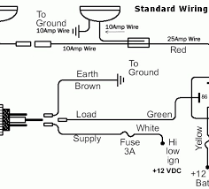 driving light wiring diagram toyota hilux driving wiring diagrams