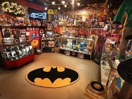 Batman Bookcase Children U0027s Museum Buys 3 250 Piece Batman Collection