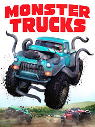 monster truck video download free amazon com monster trucks lucas till jane levy rob lowe barry