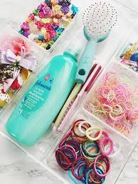 organize hair accessories organizing hair accessories for kids for a stress free morning