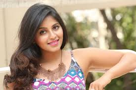 south actress anjali wallpapers anjali wallpapers madha gaja raja vishal hd wallpaper