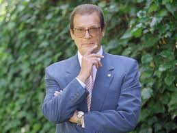 Roger Moore by Longest Serving James Bond Star Roger Moore Dies At 89