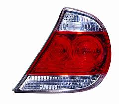 nissan versa tail light amazon com toyota camry le xle japan built replacement tail