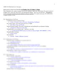 final exam study guide doc aeronautics 1010 with georgiou at