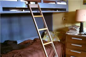 Bunk Bed Ladder Plans Diy Wood Bunk Bed Ladder Only Modern Bunk Beds Design