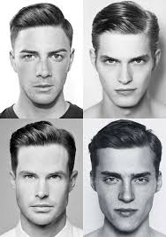older male haircuts center part the side part haircut a classic style for gentlemen haircuts