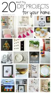 Diy Ideas For Home by Best Home Diy Projects Caprict Com