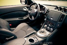 nissan 370z interior review 2012 nissan 370z roadster with sport package