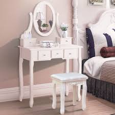 Jewelry Vanity Table Home U0026 Garden Vanities U0026 Makeup Tables Find Offers Online And