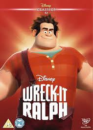 wreck ralph 2013 limited edition artwork sleeve dvd amazon