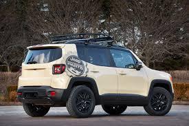 small jeep jeep renegade desert hawk concept autos ca