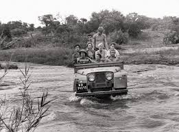 land rover safari farewell to an icon the land rover defender londolozi blog