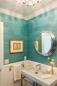Small Bathroom Wallpaper Ideas Colors Turquoise Bathroom Brittney Nielsen Interior Design Bathroom