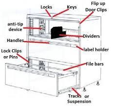 file cabinet divider bars 15 best ideas of shaw walker file cabinet parts