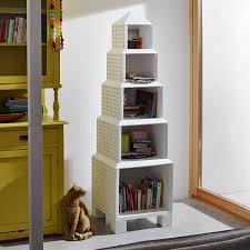 libreria per cameretta libreria cameretta forma di grattacielo downtown arredaclick