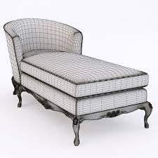 chaises cann es ralph cannes chaise lounge 3d model cgtrader