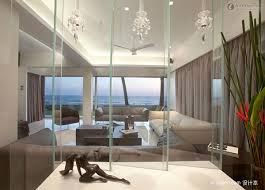 living room modern beach house living room glass design inalen