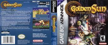 golden sun the lost age rom download gba u2022 gamelinko