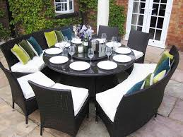 dinning 8 seater round dining table large round dining table round