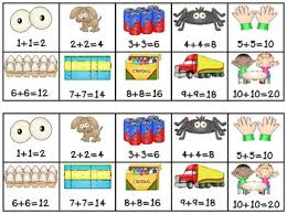 doubles fact math addition lessons tes teach