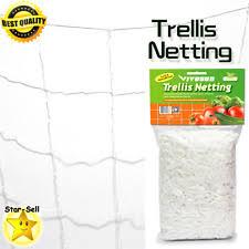 Garden Netting Trellis Vivosun 1 Pack Garden 5ft X 15ft Pea Trellis Netting Plant Support