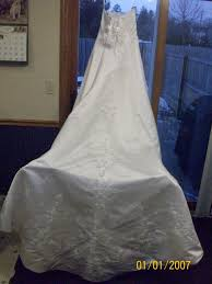 sell wedding dress michael angelo bridal gown and veil buy sell wedding dresses