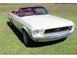 1965 68 ford mustang for sale 1968 ford mustang for sale on classiccars com 128 available