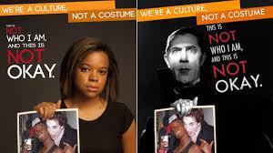 Sexy Halloween Meme - anti racist halloween ad spawns funny meme