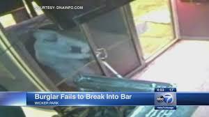 wicker park burglar thwarted by u0026 39 push u0026 39 door at the